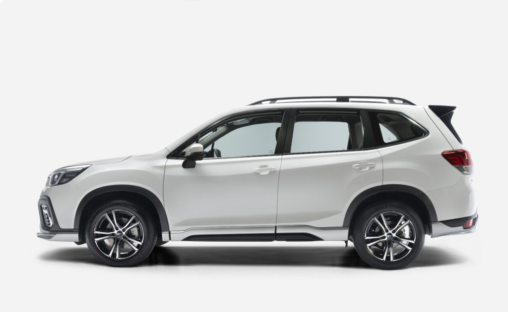 Forester Bộ phụ kiện GT Edtion